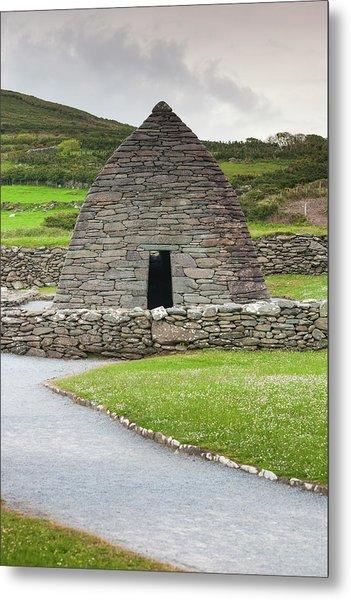 Ireland, County Kerry Ballyferriter Metal Print