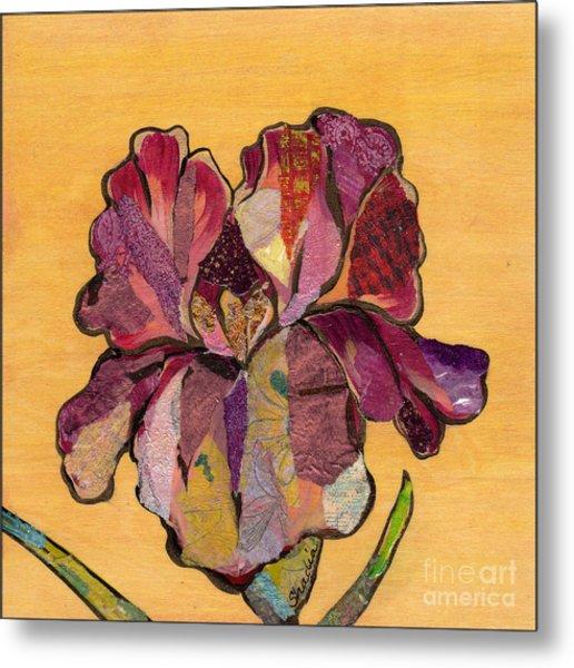 Iris Iv - Series II Metal Print