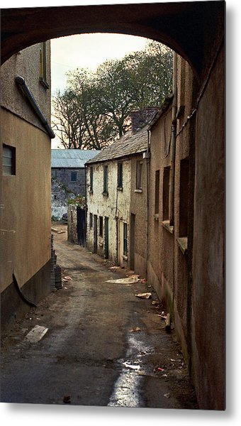Irish Alley 1975 Metal Print