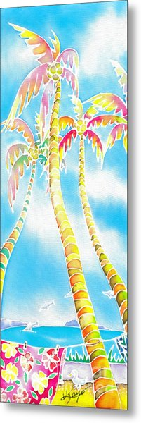 Island Breeze Metal Print