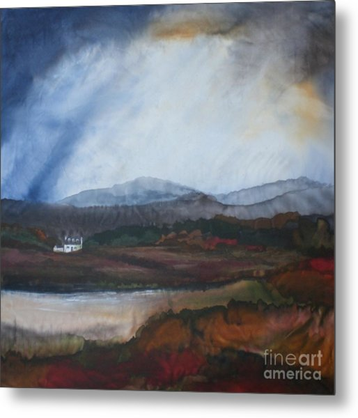 Isle Of Skye Scotland Metal Print