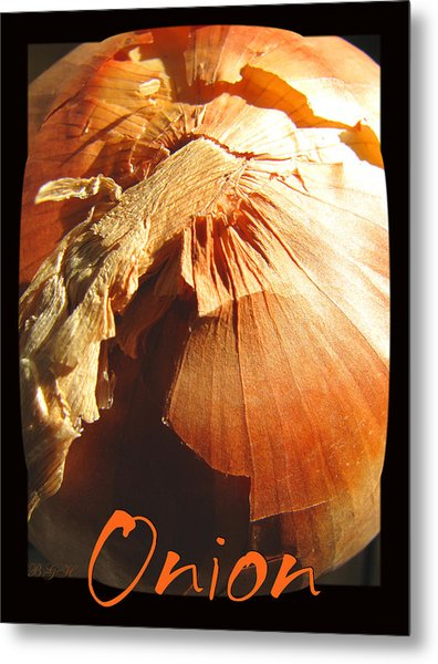 It Brings Tears To My Eyes Metal Print