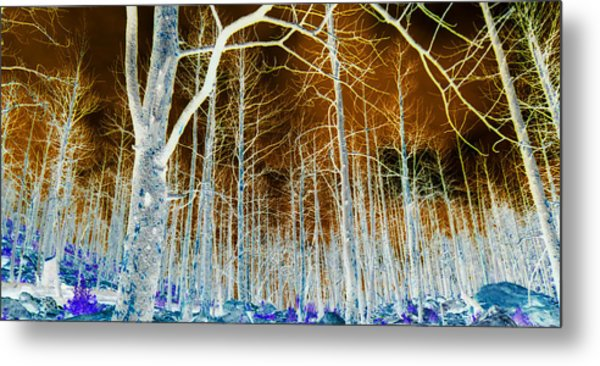 It Is Only A Dream Metal Print