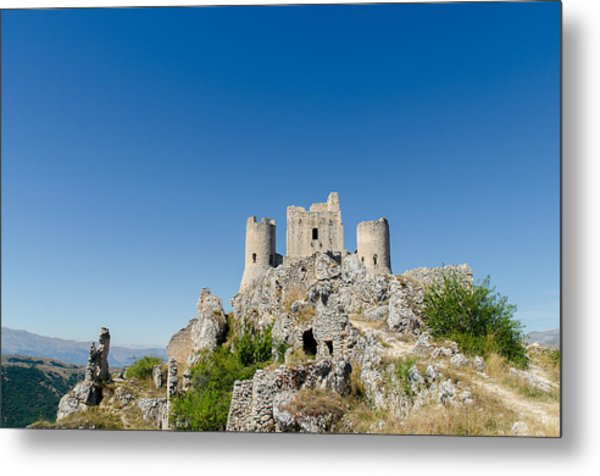Italian Landscapes - Forgotten Ages Metal Print