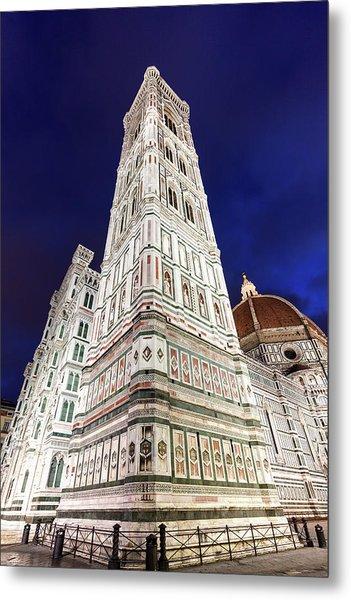 Italy, Tuscany, Florence, Low-angle Metal Print by Henryk Sadura/tetra Images