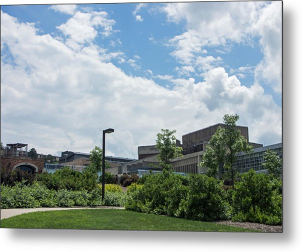 Ithaca College Campus Metal Print