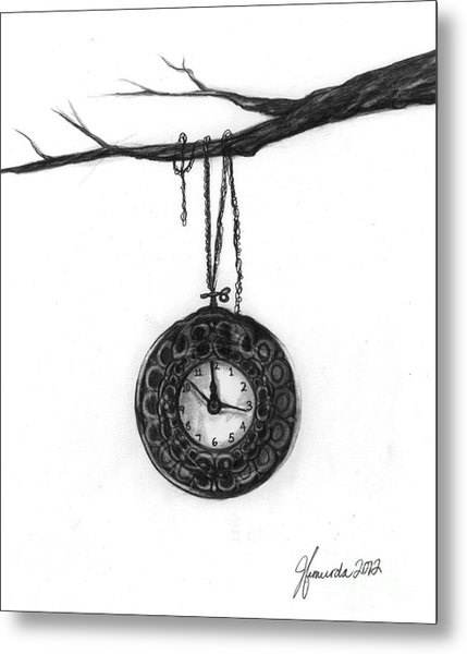 Its Your Time Metal Print
