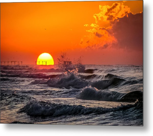 Ivan Was Here Metal Print by CarolLMiller Photography