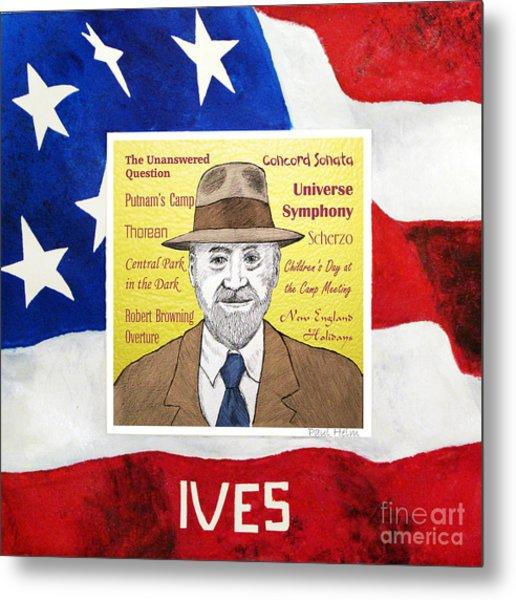 Ives Metal Print by Paul Helm
