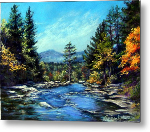 Jackson Falls New Hampshire Metal Print