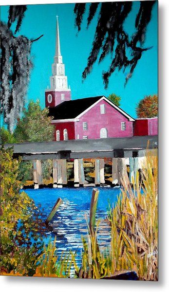 Jacksonville Nc A First Impression Metal Print