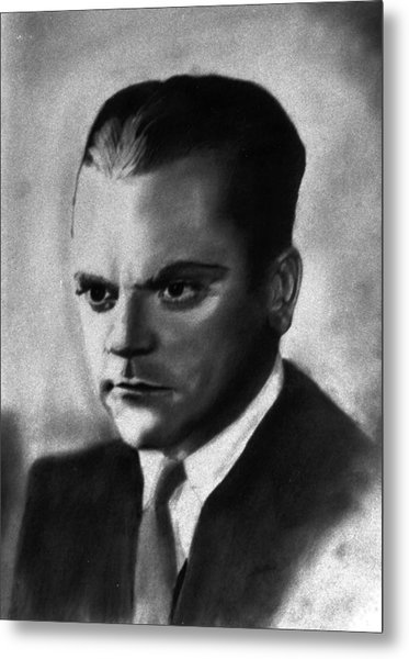 James Cagney Metal Print