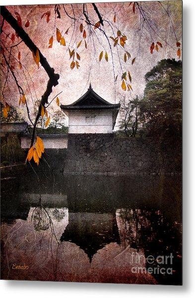 Japanese Autumn Metal Print