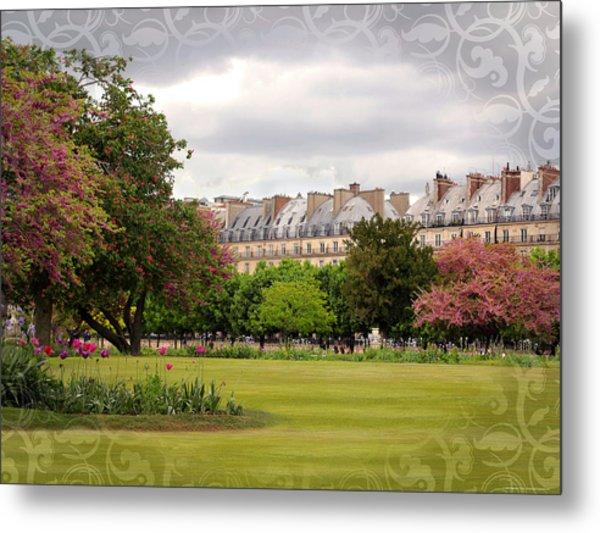 Jardin Des Tuileries Paris France Photograph By Heidi Hermes