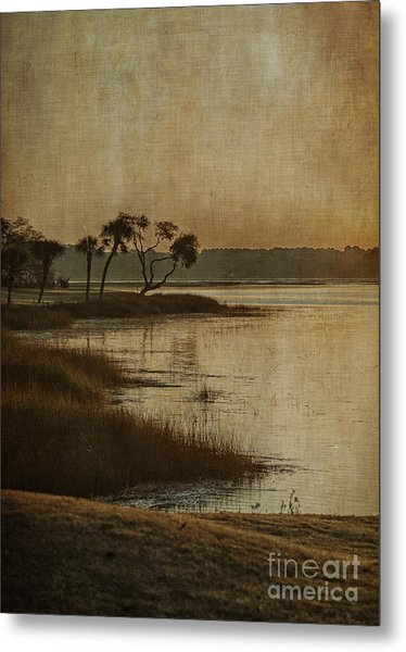 Jenkins Creek Dawn Metal Print