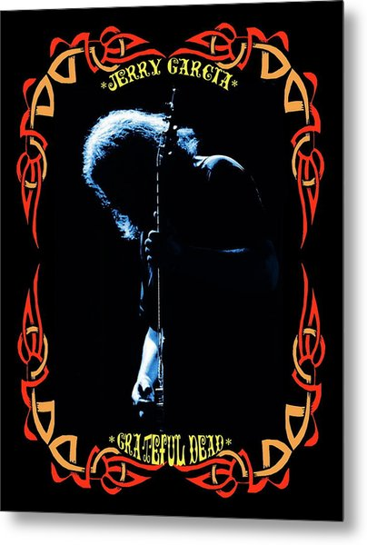 J G Of The G D Metal Print