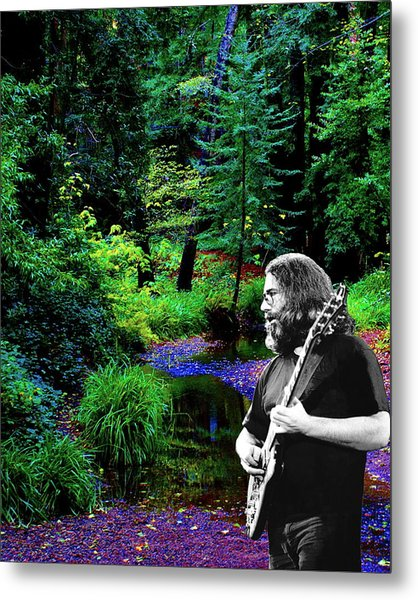 Metal Print featuring the photograph Jerry's Sunshine Daydream 2 by Ben Upham