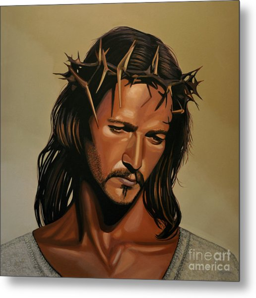 Jesus Christ Superstar Metal Print