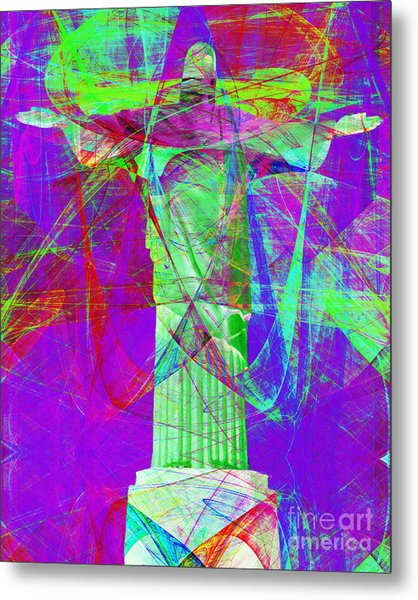 Jesus Christ Superstar 20130617m118 Metal Print by Wingsdomain Art and Photography