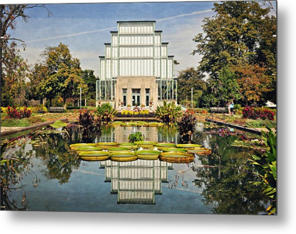 Jewel Box 1 Metal Print