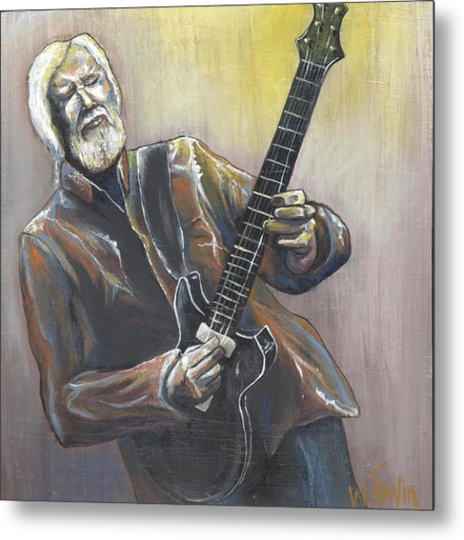 'jimmy Herring' Metal Print
