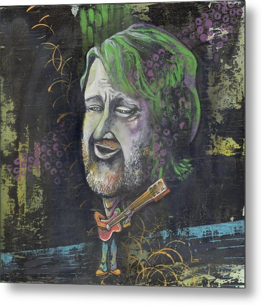 'john Bell' Metal Print