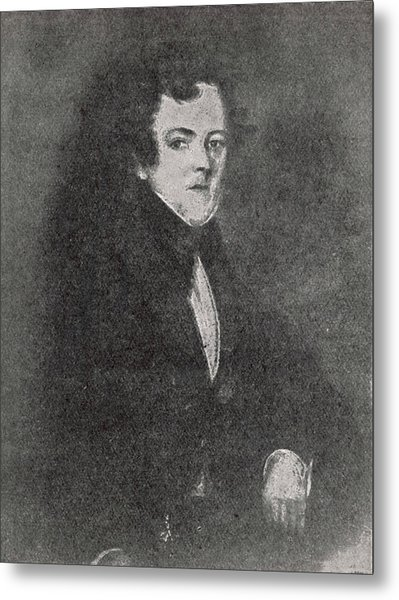 John Dickens  Father Of Charles Metal Print by Mary Evans Picture Library