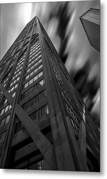 John Hancock Building 73a7300 Metal Print