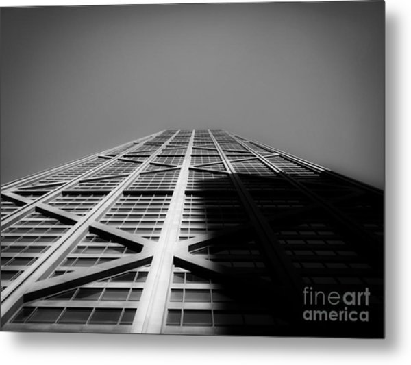 John Hancock Center Metal Print