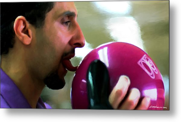 John Turturro @ The Big Lebowski Metal Print