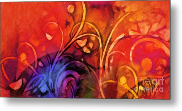 Joyful Moments Metal Print
