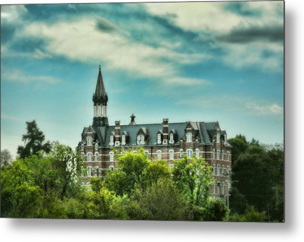 Jubilee Hall At Fisk University - Nashville Tennessee Metal Print