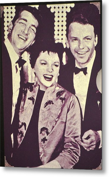 Judy Garland And Friends Metal Print