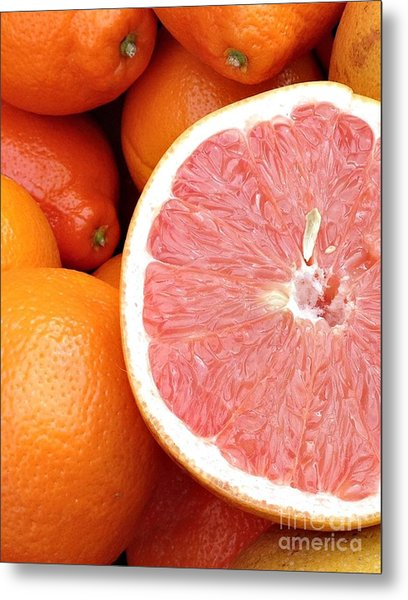 Juicy Goodness Metal Print by Roxanne Marshal