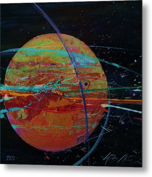 Jupiterlicious Metal Print by Chris Cloud