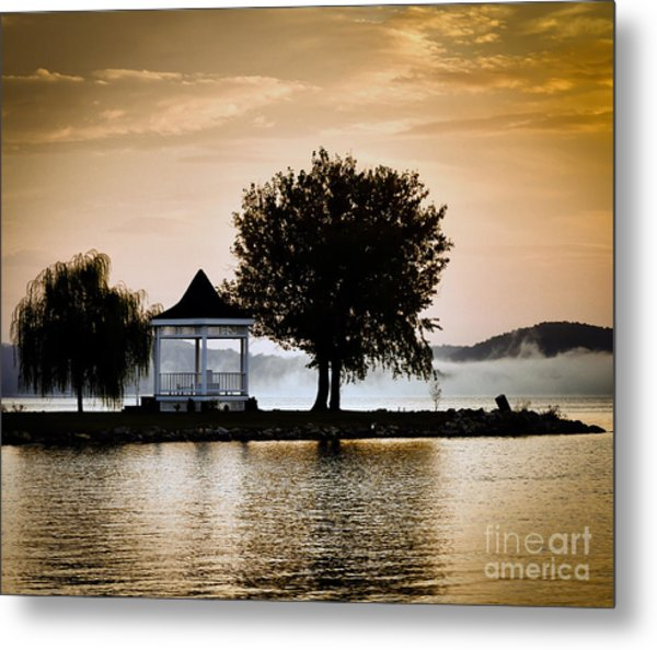 Just Before Sunrise Metal Print