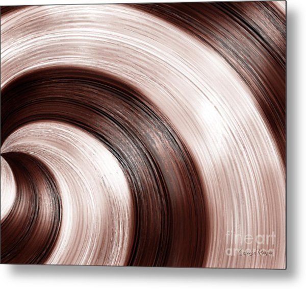 Just For Fun Metal Print by Louise Reeves