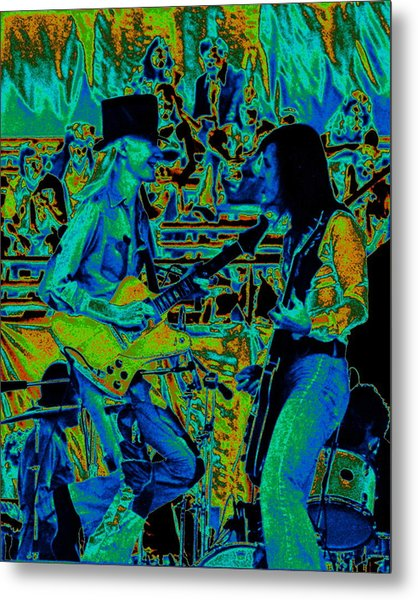Jwinter #5 Enhanced Colors 1 Metal Print