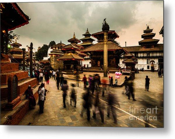 Kathmandu Dream Metal Print