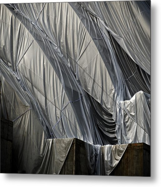 Kauffman Center Metal Print