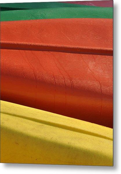 Kayak.1 Metal Print