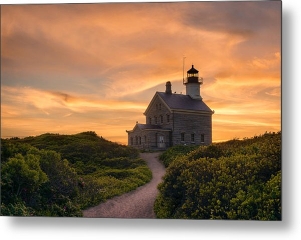 Keeper On The Hill Metal Print