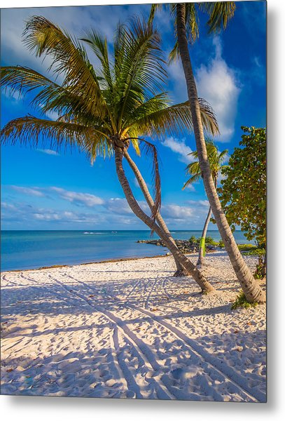Key West Florida Metal Print
