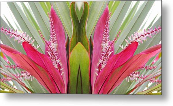 Key West Symmetry Metal Print