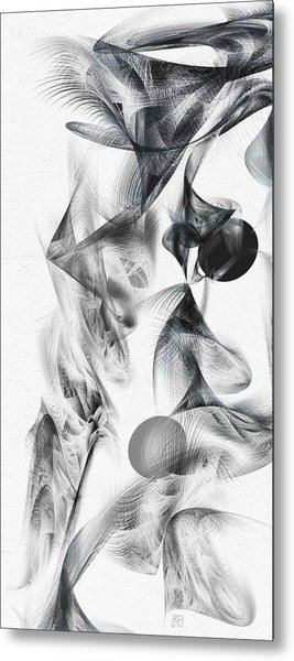 Kinetic 1 Metal Print