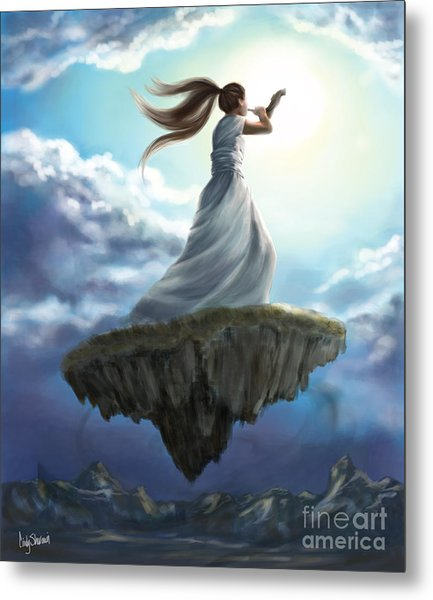 Kingdom Call Metal Print