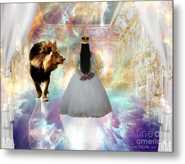 Kingdom Seer  Metal Print