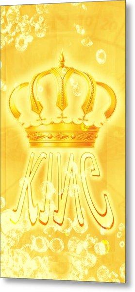 King 2 Metal Print