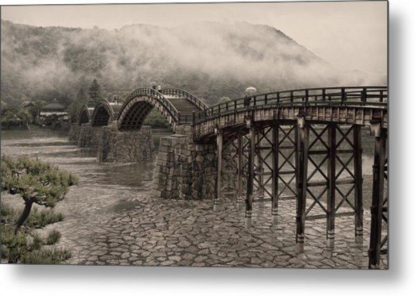 Kintai Bridge - Japan Metal Print