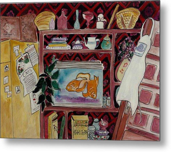 Kitchen Art America Inc: Kitchen Kitsch Painting By Elaine Elliott